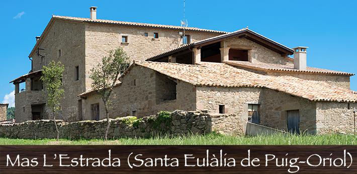 Casa Rural Mas L'Estrada